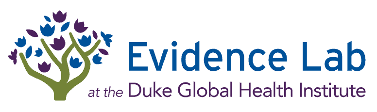 Logo of DGHI Evidence Lab