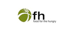 fh - Food for the Hungry logo