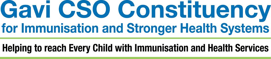 Gavi CSO Constituency logo