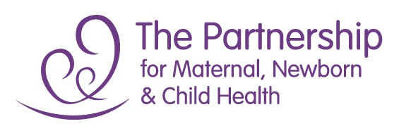 The Partnership for Maternal, Newborn & Child Health logo