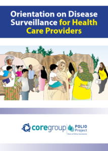 Polio Eradication Toolkit – CORE Group: Working Together in Health