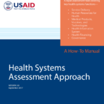 Photo of the Health Systems Assessment Approach 3.0