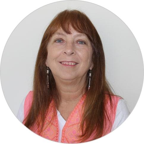 Peggy Ochandarena headshot