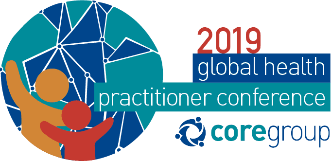 2019 Global Health Practitioner Conference | Wednesday, May 8 – CORE