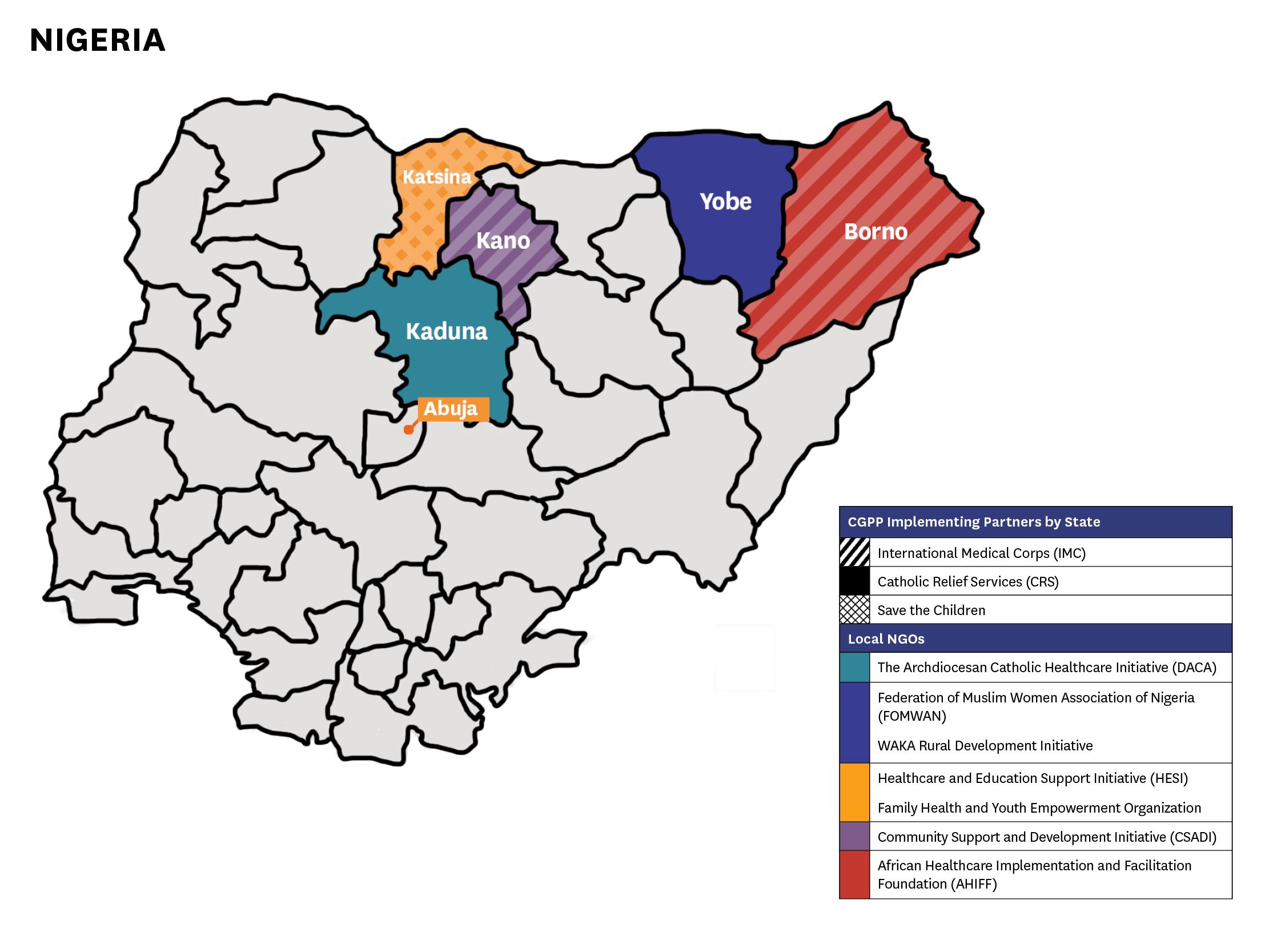 CGPP 2019_Nigeria map
