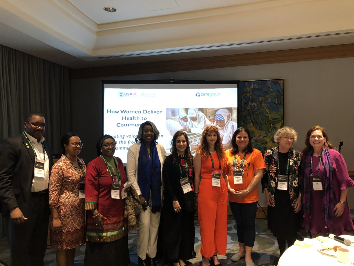 Panelists fro WD2019 Side Event